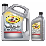 Моторное масло Pennzoil Platinum Advanced Full Synthetic Motor Oil 5W-30 (550022755 0110)