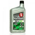 Моторное масло Kendall GT-1 dexos1 5w-30 0,946л