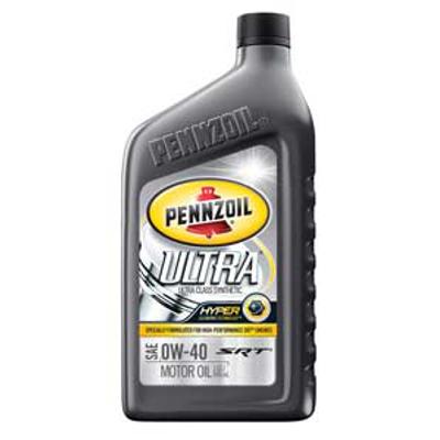 Pennzoil ultra hyper vs ultra platinum pureplus dodge for Pennzoil ultra platinum 0w 40 motor oil