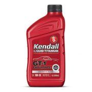 Kendall GT-1 Endurance High Mileage Synthetic Blend
