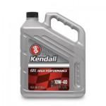 Моторное масло Kendall GT-1 High Performance Motor Oil 10w-40 3,785л