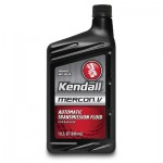 Масло для автоматических коробок передач Kendall Mercon V ATF (1043807) 0,946л