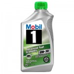 Моторное масло Mobil 1 0W-30 Advanced Full Synthetic (Advanced Fuel Economy) 0,946л
