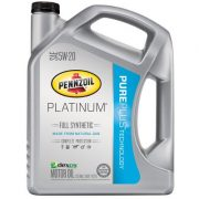 Pennzoil Platinum Advanced Full Synthetic Motor Oil 5w-20 jagg