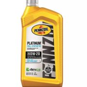 Pennzoil Platinum Pure Plus 0w-20