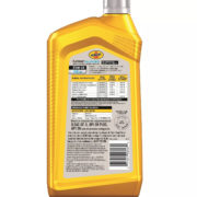 Pennzoil Platinum Pure Plus 0w-20_back