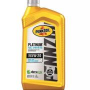 Pennzoil Platinum Pure Plus 5w-20