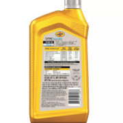 Pennzoil Platinum Pure Plus 5w-20_Back