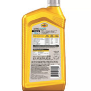 Pennzoil Platinum Pure Plus 5w-30_back