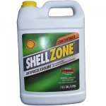 Антифриз-концентрат зеленый (-80) Shell SHELLZONE ANTIFREEZE (9401006021 1007) 3,785л