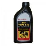 Масло для автоматических коробок передач Toyota ATF T-IV (00279-000Т4) 0,946л