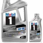Моторное масло Mobil 1 5W-30 Advanced Full Synthetic (Dexos1 Gen2)
