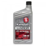 Моторное масло Kendall GT-1 High Performance Motor Oil 10w-40 0,946л