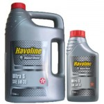Моторное масло Texaco Havoline Ultra S 5W-40/5W-30