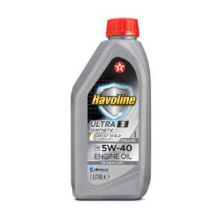 Texaco Havoline Ultra S 5W40