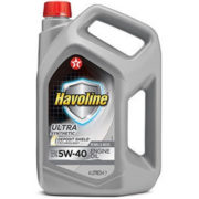 Texaco Havoline Ultra S 5W40_new_4L