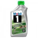 Моторное масло Mobil 1 0W-20 Advanced Fuel Economy (98KF98) 0,946л-4,73л