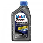 Моторное масло Mobil 1 Super High Mileage (5W-30/10W-40) 0,946л