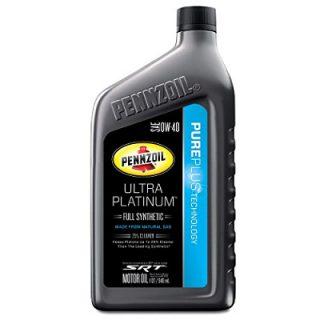 Pennzoil Ultra Full Synthetic 0W-40 SRT_new