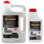 TEXACO HAVOLINE XLC CONCENTRATE (5L+1L)