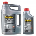 Моторное масло Texaco Havoline Ultra V 5W-30