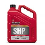 Моторное масло KENDALL SHP DIESEL FULL SYNTHETIC ENGINE OIL 5W-40 (1058373-04) 3,785л