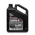 Моторное масло Kendall Super-D XA Diesel Engine Oil with Liquid Titanium SAE 10W-30/15W-40