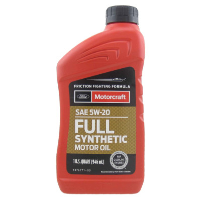 Ford Motorcraft Full Synthetic 5W-20_1076271_new bottle