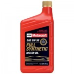Моторное масло Ford Motorcraft Full Synthetic (5W-20/5W-30) 0,946Л