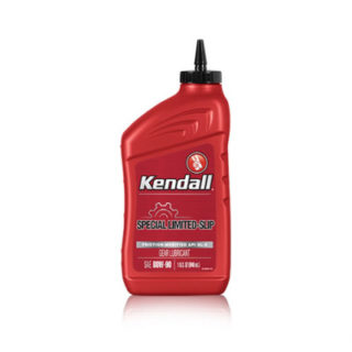 Kendall Special Limited-Slip SAE 80w-90 Gear Lubricant