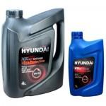 Моторное масло Hyundai XTeer Gasoline Ultra 5W-30 1л-4л