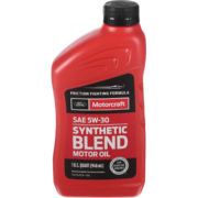 Ford Motorcraft Synthetic Blend SAE 5W-30_new bottle