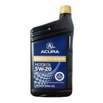 Моторное масло ACURA Synthetic Blend 5W-20 (08798-9033) 0,946л