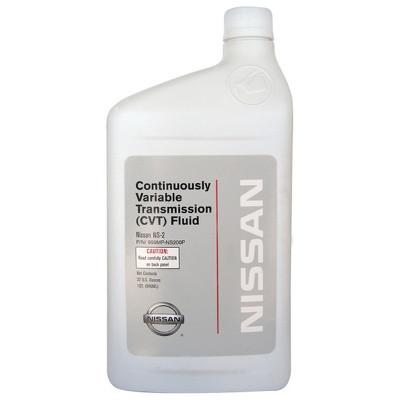 Масло для автоматических коробок передач Nissan CVT fluid NS-2  (999MP-NS200P) 0,946л