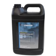 Genuine Mazda Gold Premium Coolant