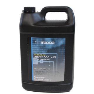 Genuine Mazda Gold Premium Coolant