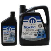 Mopar MaxPro 5w20 qt-5L