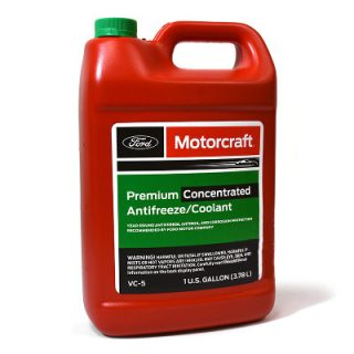 Ford Motorcraft Premium Concentrated Antifreeze/Coolant (VC-5)