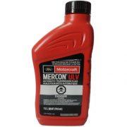 MOTORCRAFT MERCON ULV Automatic Transmission Fluid