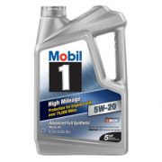 Mobil 1 High Mileage Advanced Full Synthetic 5w20 jagg