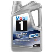Mobil 1 High Mileage Advanced Full Synthetic 5w30 jagg