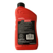 Ford Motorcraft Synthetic Blend SAE 5W-20 back