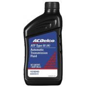 ACDelco DEXRON-I I I ATF (10-9240) 0,946л