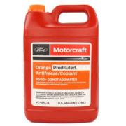 Ford Motorcraft Orange Prediluted Antifreeze_Coolant (VC-3DIL-B)