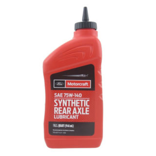 Ford Motorcraft SAE 75W-140 Synthetic Rear Axle Lubricant