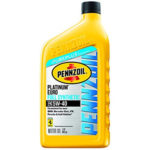 Моторное масло Pennzoil Platinum Euro 5W-40 Full Synthetic Motor Oil (550040834) 0,946л