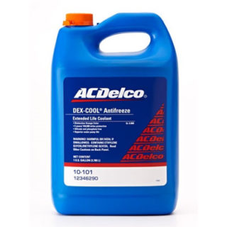 ACDelco Dex-Cool Antifreeze and Extended LifeCoolant (10-101) 3,785л