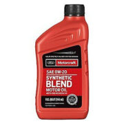 Ford Motorcraft Synthetic Blend SAE 0W-20 (XO0W20Q1SP)