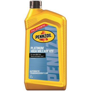Pennzoil Platinum High Mileage ATF