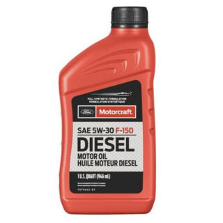 Ford Motorcraft Diesel Motor Oil F-150 5W-30 (XO5W30QFA)